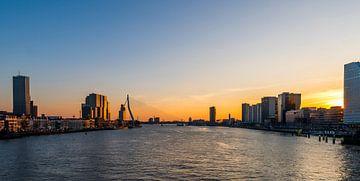 Rotterdam Nieuwe Maas van Daan Kloeg