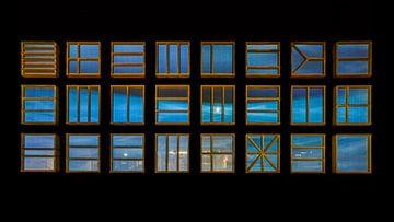 Fenster-Kunst von Esther Ravesloot