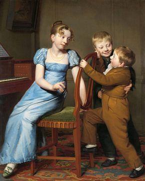 Het gestoorde pianospel, Willem Bartel van der Kooi