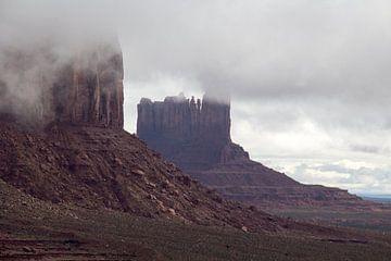 Monument Valley, Utah, Amerika sur Henk Alblas