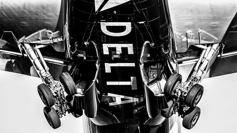 Mach dich bereit! Delta Air Lines Airbus A330-300 von Mark de Bruin