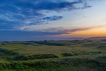 Zonsondergang boven IJsland van Discover Dutch Nature