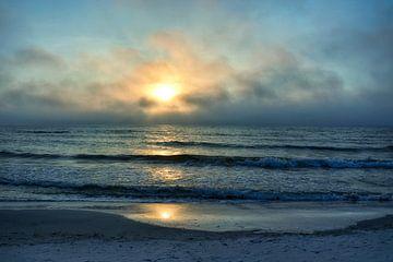 magische zonsondergang van Claudia Moeckel