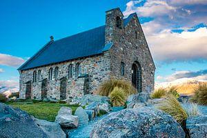 Church of good shepherd | Lake Tekapo  von Lorenzo Visser