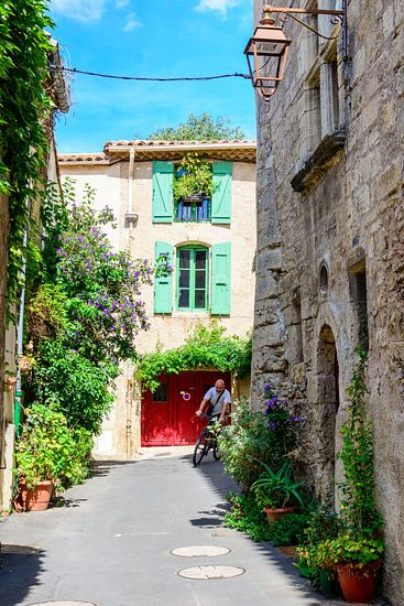 Fietsen in de Languedoc Frankrijk