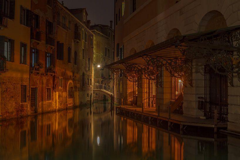 Venetië van Rene Ladenius Digital Art