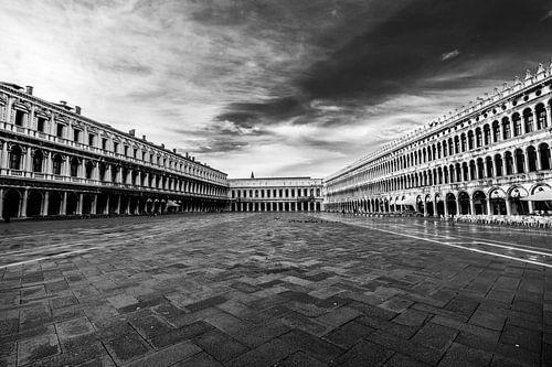 Venice St-Mark's square