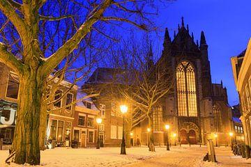 Hooglandsekerk Leiden van