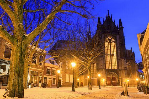 Hooglandsekerk Leiden van Dennis van de Water