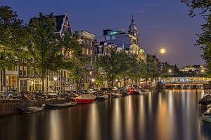 Full moon Amsterdam