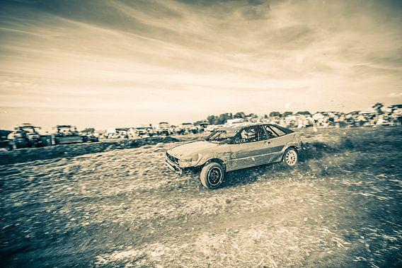 Autocross van Marco Bakker