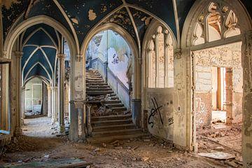 Blue Castle van Steffi Reimers