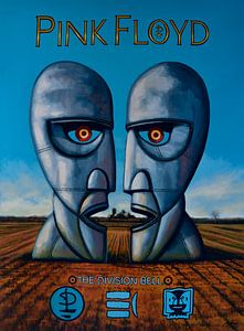 Pink Floyd The Division Bell Painting