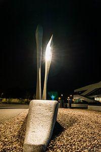 abstract straat lantaarn