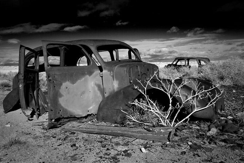 Abandoned oldtimer 1 von Angelique Faber