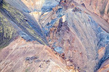 Kleuren in de bergen van