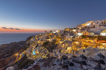Oia - Santorini von Dennis Eckert