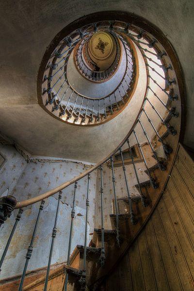 Het oog van de trap