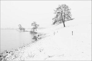 50 tinten sneeuw van Marcel Ohlenforst
