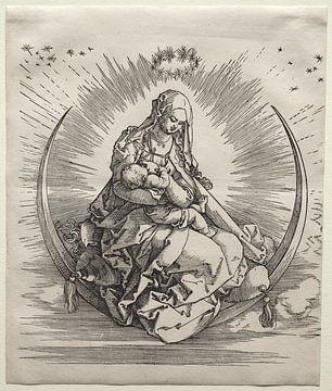 Het leven van de maagd, Albrecht Dürer van De Canon