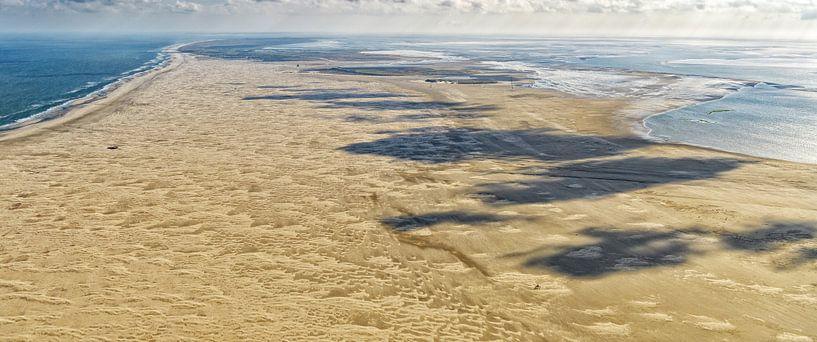"""Vliehors, """"Sahara van het Noorden"""" van Roel Ovinge"""