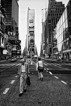 NYC Time Square 2009 sur Jim Plasman