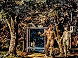 Terug naar het paradijs (Adam en Eva)