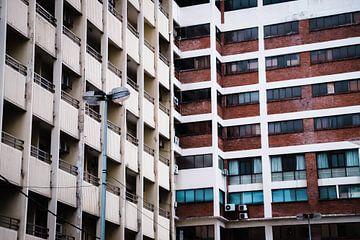 Großstadt kontrast von Alexander Wasem