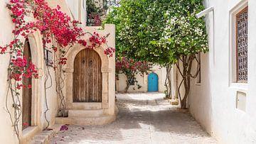 Straße in Tunesien von Jessica Lokker