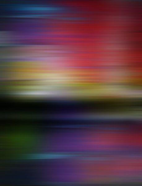 Paysage Abstrait 2 van Angel Estevez