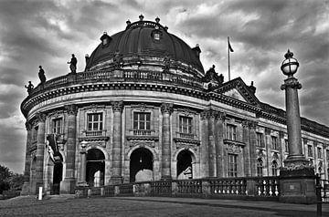 BODE-MUSEUM - MUSEUMSINSEL BERLIN von Silva Wischeropp