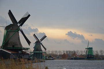 Windmühlen von Corinna Vollertsen