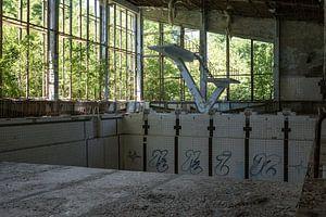 Zwembad Tsjernobyl
