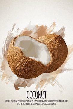 Fruities Coconut sur Sharon Harthoorn