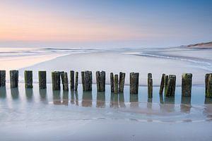 Neerlandsch strand van