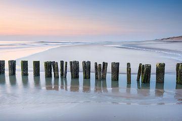 Neerlandsch strand van Pieter Struiksma