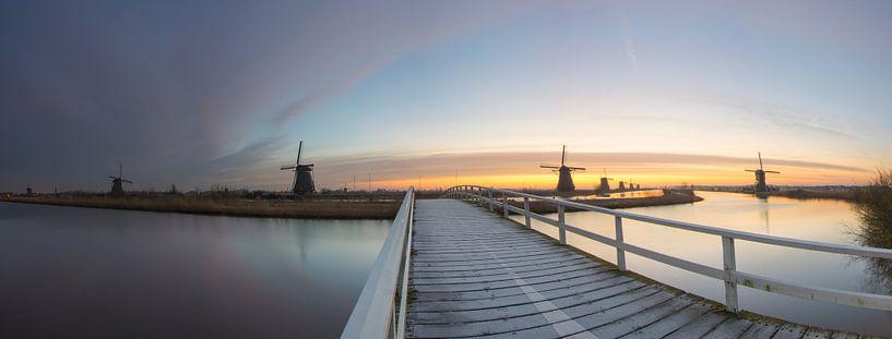 All over the bridge van Jan Koppelaar