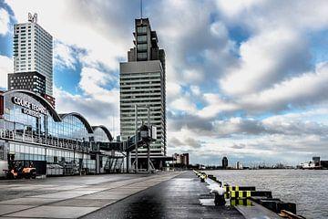 Cruise terminal Rotterdam Wilhelminapier  van Midi010 Fotografie