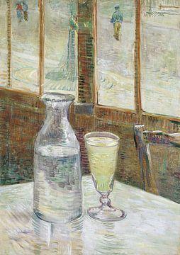 Café Tisch mit Absinth - Vincent van Gogh