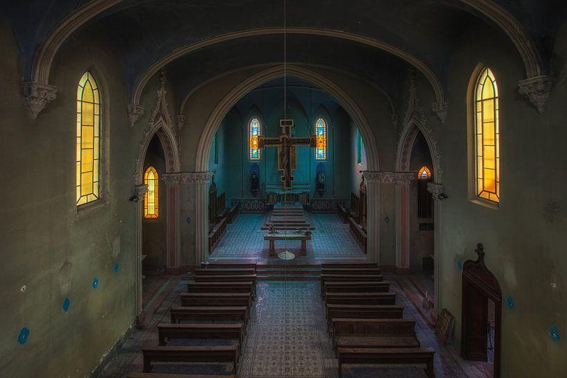 Verlassene Kapelle von Maikel Brands