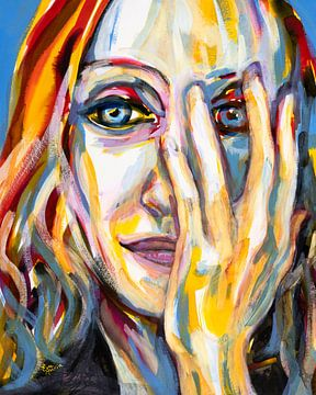 Voir et regarder sur ART Eva Maria