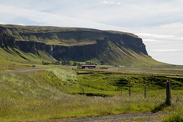 IJslands landschap van Ewan Mol