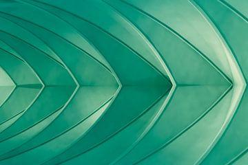 Schip - Groen van Irene Hoekstra