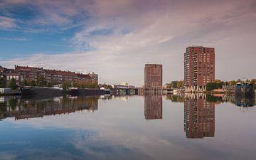 Coolhaven Rotterdam van Ilya Korzelius