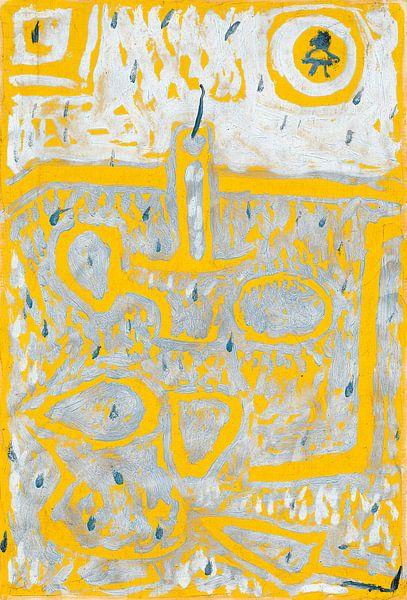 Kerzenleuchter, Paul Klee von Meesterlijcke Meesters