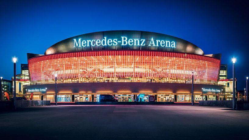 Berlin – Mercedes-Benz Arena van Alexander Voss