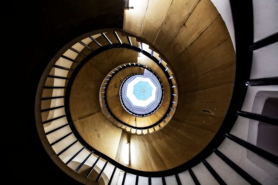 Stairway in St John's College