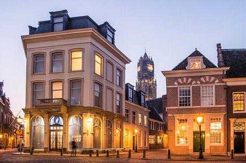 Pausdam in Utrecht van