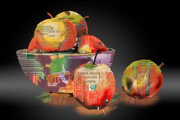 Appels, zonder verpakking van Ruud van Koningsbrugge