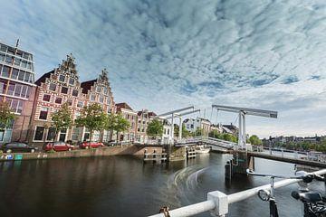 Gravestenenbrug Haarlem van Wendy Drent